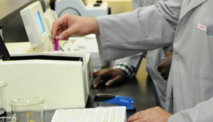 Industrial Chemical Lab Technician Program