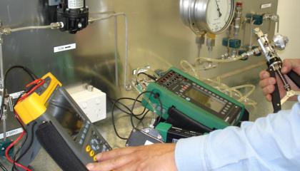 Industrial Instrumentation Technician Program