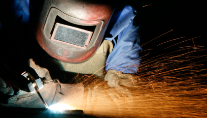 Industrial Welding Technician