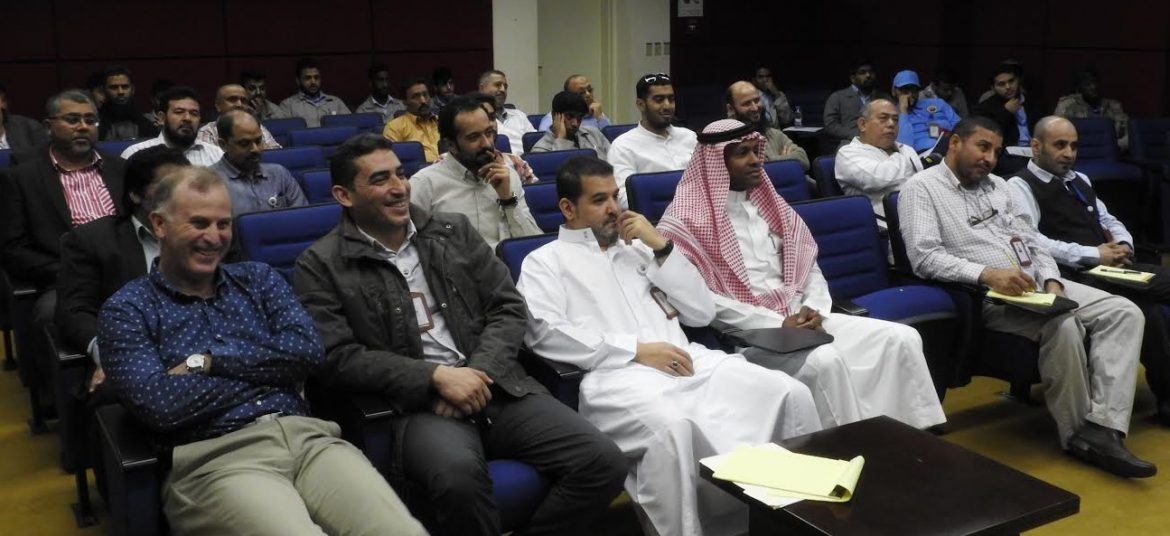 Workshop of Project Management by Yanbu Technical Institute