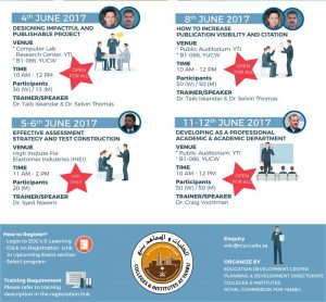 EDC-PDCI June Professional Development Programs